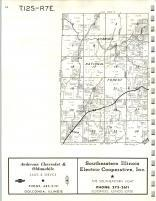 Map Image 011, Pope and Hardin Counties 1975